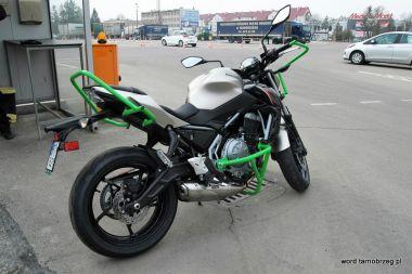 Kawasaki Z650ABS kat A2
