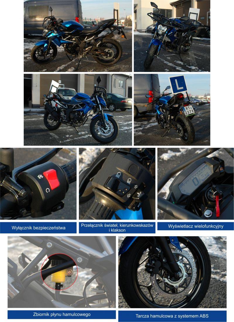 Kawasaki Z 125 kompakt